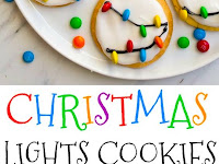 Christmas Lights Cookies Recipe