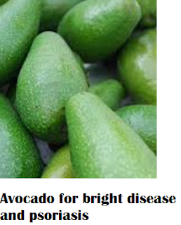 Amazing health benefits of Avocado Butter Fruit Makhanphal - Avocado for bright disease and psoriasis