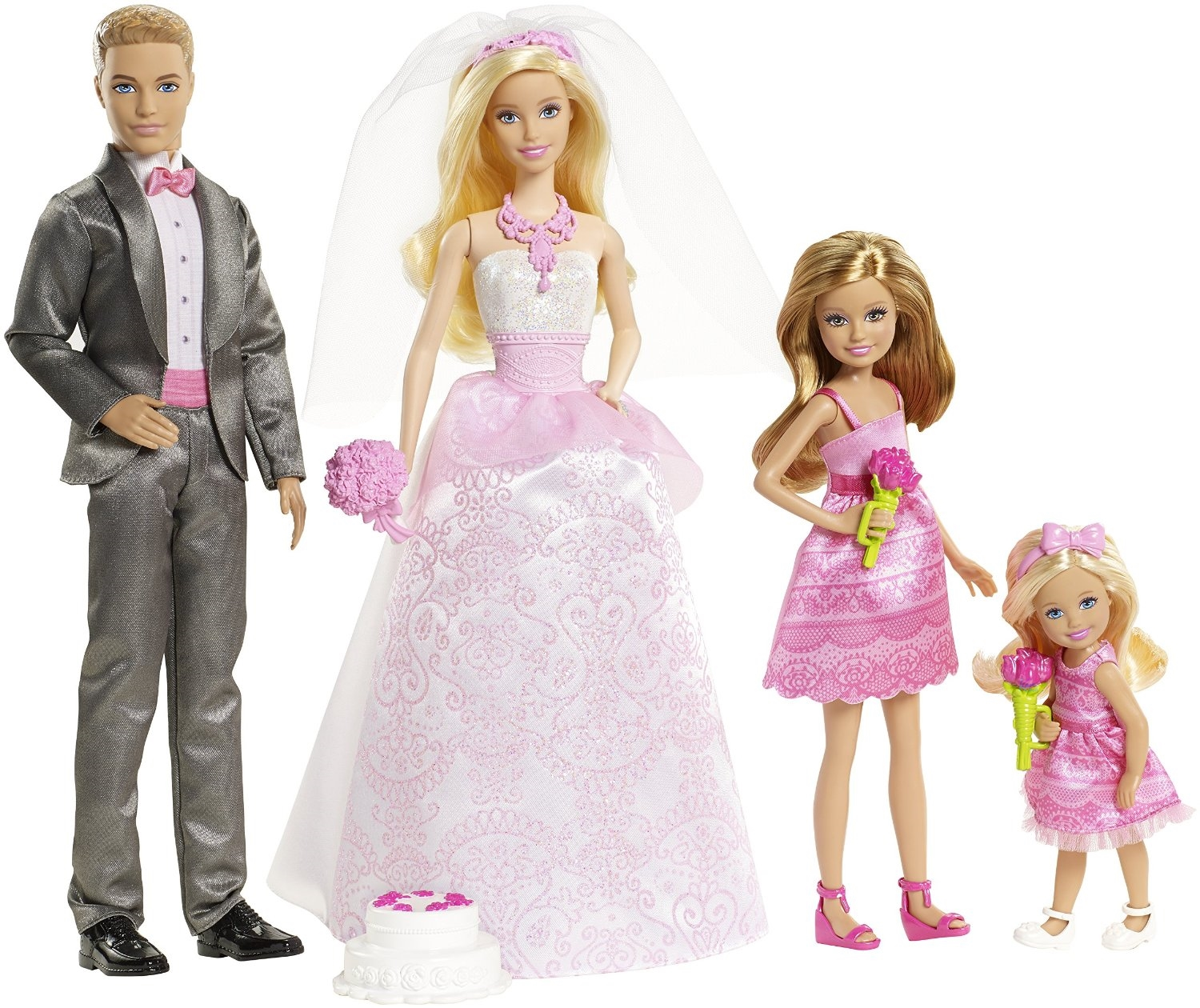 Ken Doll: Barbie in Rock'n Royals, Capa, Wedding & Brasil 2015