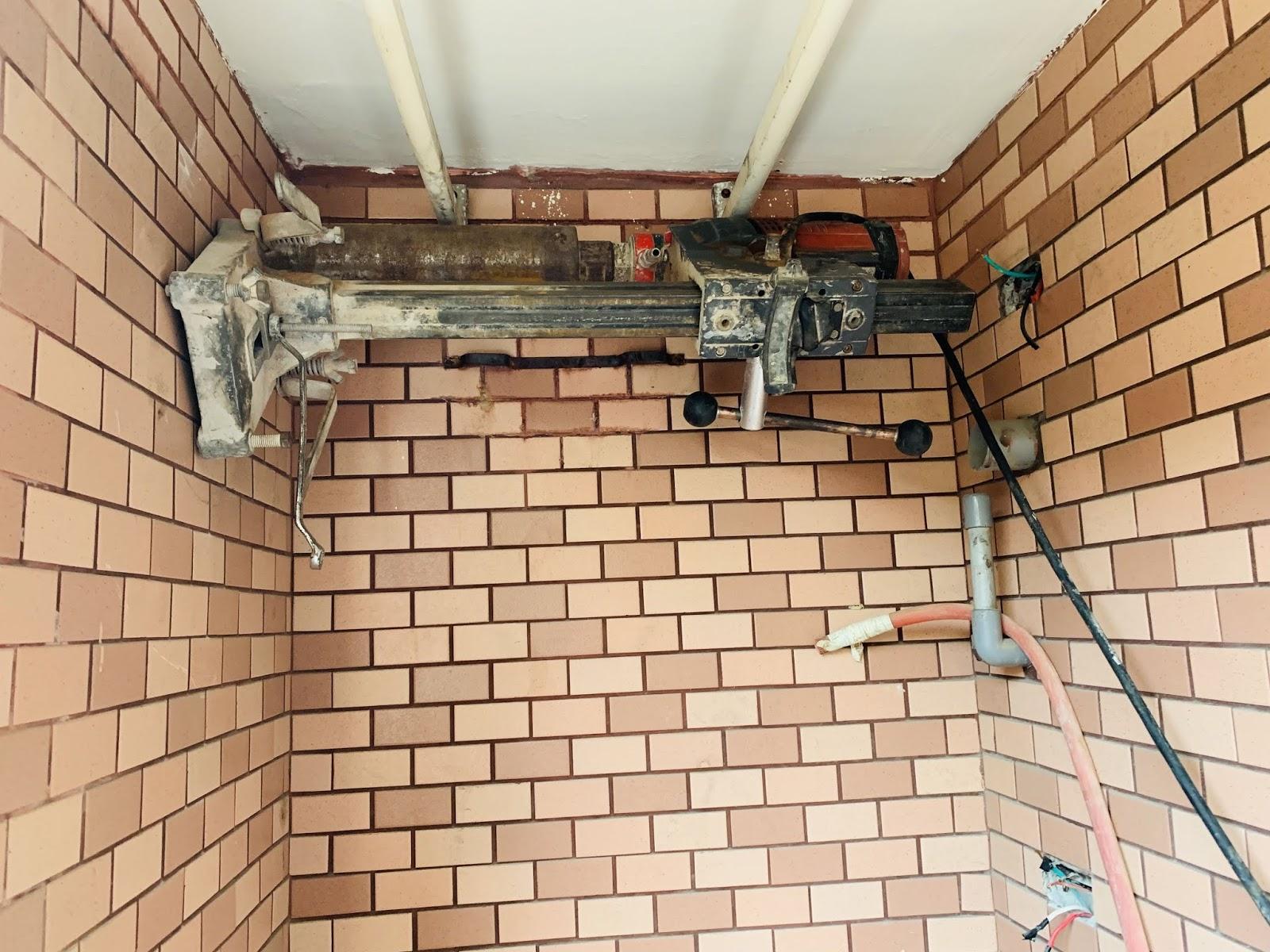 陽台洗洞機