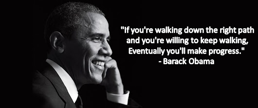 Barack Obama Quotes On Life