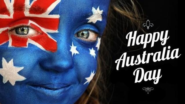{*Greetings#} 30+ Beautiful Australia day 2017 Greeting Cards Ecards Cliparts