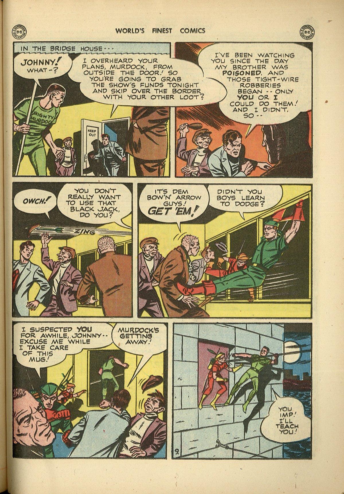 Read online World's Finest Comics comic -  Issue #26 - 59