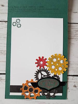 Geared Up Garage shaker card  Satomi Wellard-Independent Stampin'Up! Demonstrator in Japan and Australia, #su, #stampinup, #cardmaking, #papercrafting,  #stampinuponlineorder  #occasioncatalog #gearedupgarage #masculinecard #shakercard #totallytechniquesbloghop #fathersdaycard  #スタンピンアップ#スタンピンアップ公認デモンストレーター #ウェラード里美 #手作りカード #スタンプ #カードメーキング #ペーパークラフト #スクラップブッキング #ハンドメイド #オンラインクラス #スタンピンアップオンラインオーダー  #フェイスブックライブワークショップ  #オケージョンカタログ #シェイカーカード #ギアアップガレージ #男性向けカード #父の日