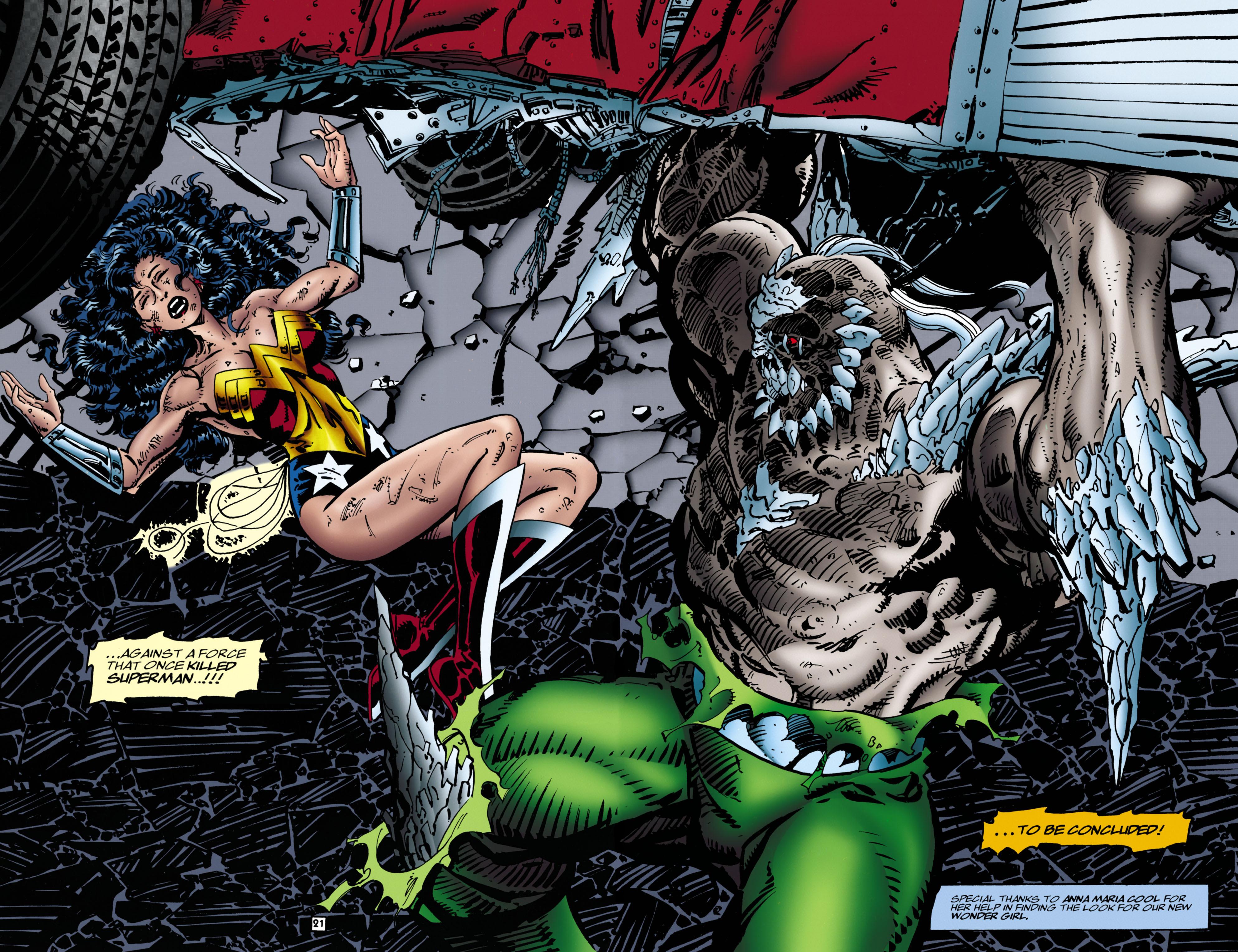 Read online Wonder Woman (1987) comic -  Issue #111 - 21
