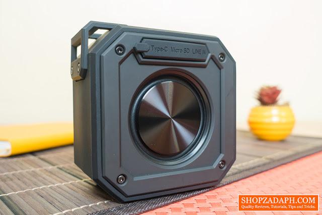 tronsmart element groove sound test