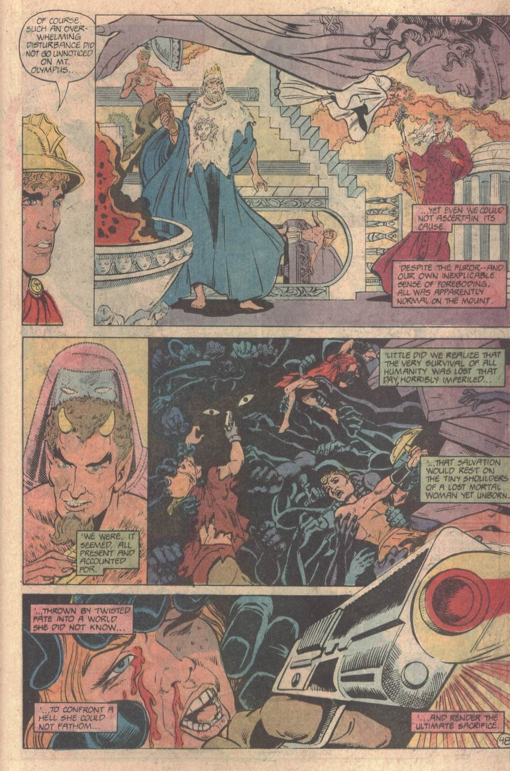 Read online Wonder Woman (1987) comic -  Issue # Annual 2 - 49