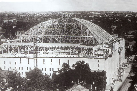Hockey Then Amp Now Maple Leaf Gardens A Different View