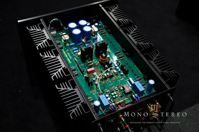 Mono and Stereo High-End Audio Magazine: LAMM M1 2 REFERENCE