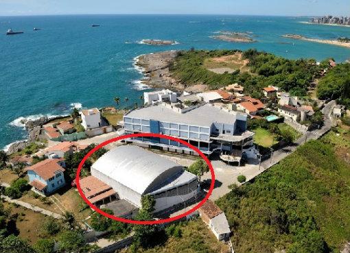 Ginásio da Igreja Missão Praia da Costa