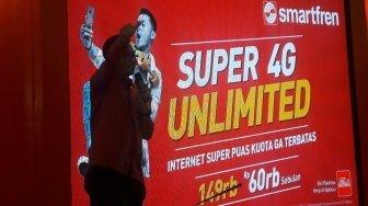 Paket Smartfren Super 4G Unlimited 65 Ribu