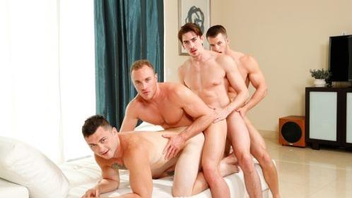 Quentin Gainz, Johnny Riley, Jack Hunter & Jacob Durham