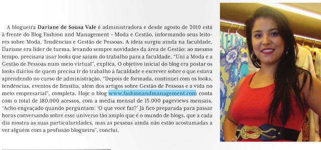 Blog de Moda e Tendências Destaque de Brasília