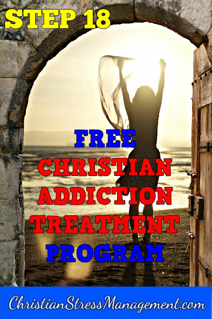 Step 18 Free Christian Addiction Treatment Program