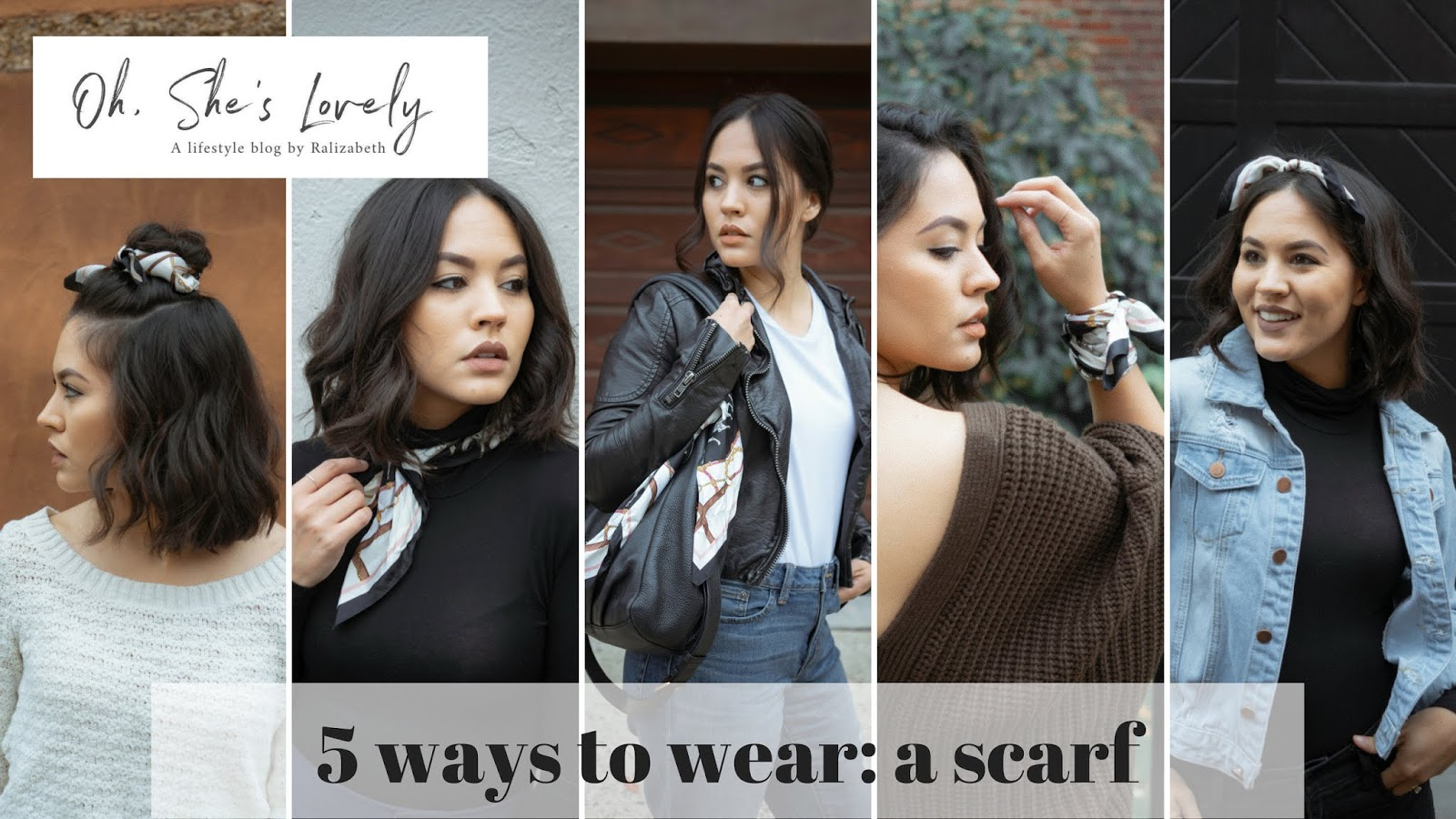 e86a51cfd1639 the point of this 5 ways to wear series is to inspire myself. to help me  get out of my comfort zone and experiment with different styles that i  normally ...