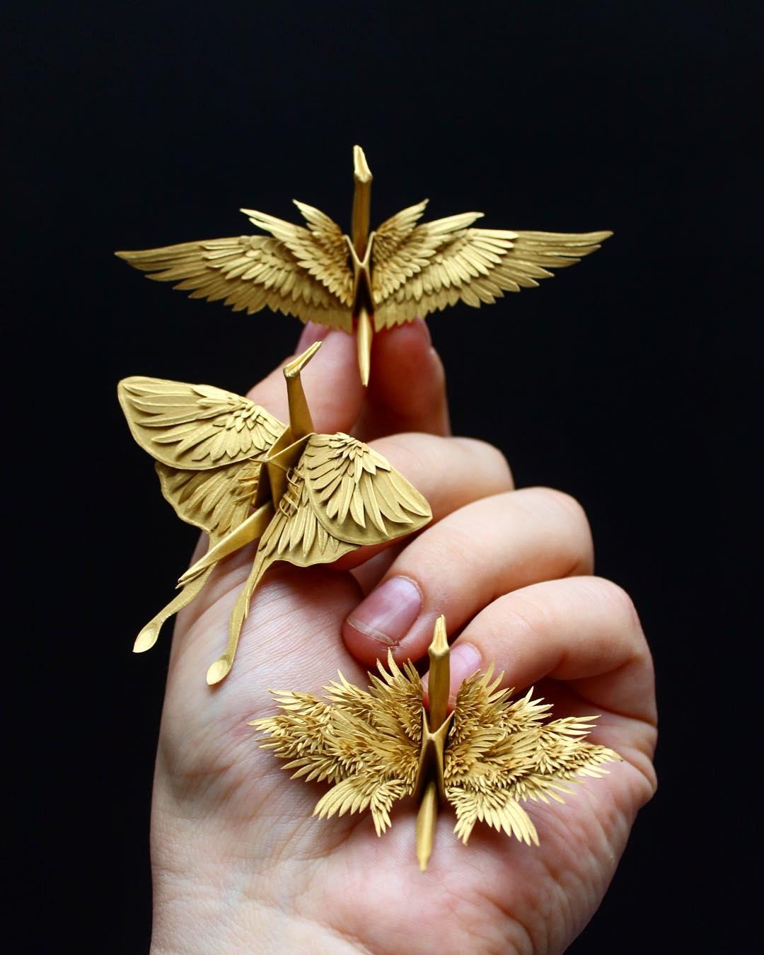 origami crane 4