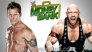 Watch WWE Money in the Bank 2013 PPV Ryback vs Chris Jericho Highlights