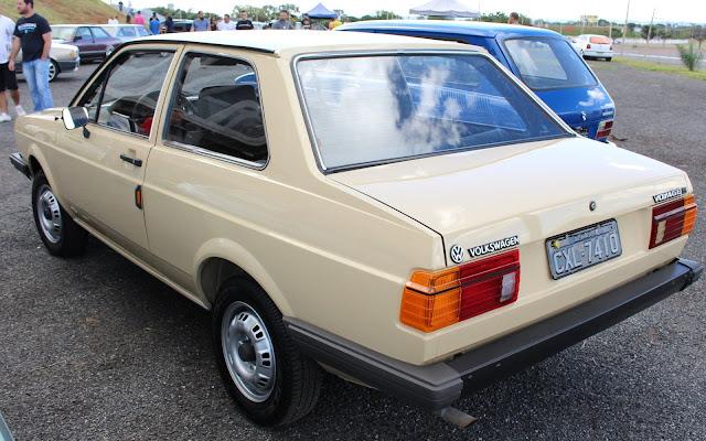 VW Voyage 1986