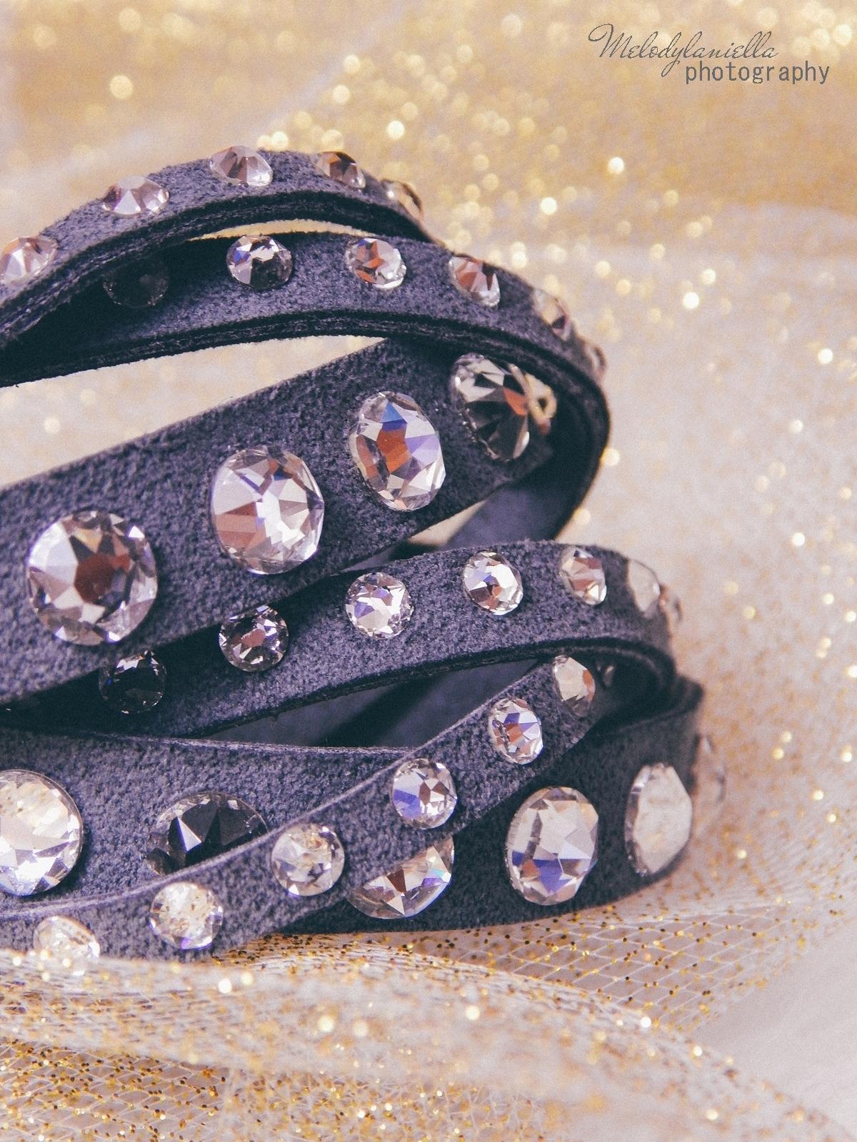 11 biżuteria M piotrowski recenzje kryształy swarovski przegląd opinie recenzje jak dobrać biżuterie modna biżuteria stylowe dodatki kryształy bransoletka z kokardką naszyjnik z kokardą złoto srebro fashion