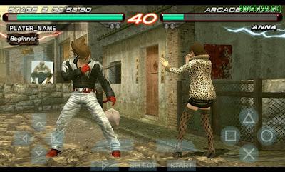 Screenshot: Tekken 7 for Android