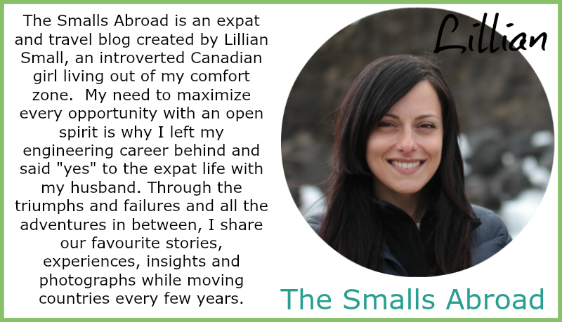 The Smalls Abroad