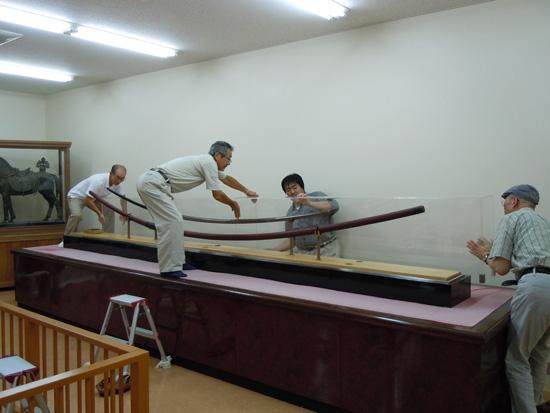 Norimitsu Odachi - giant samurai sword