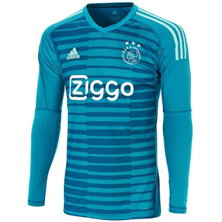 AFC Ajax 2018-19 Adidas Goalkeeper Kit