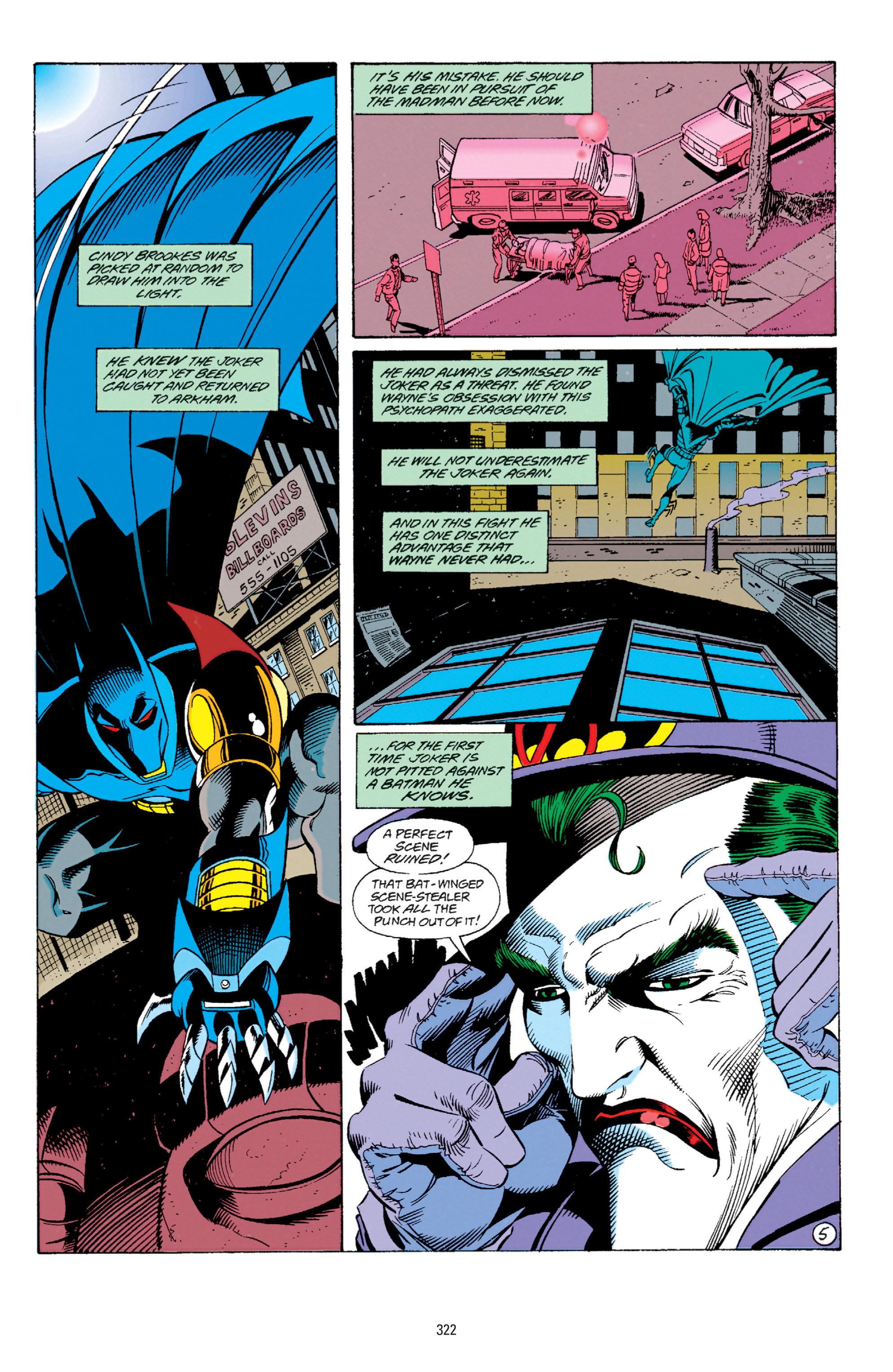 Detective Comics (1937) 672 Page 5