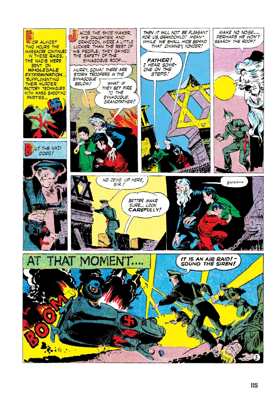 Read online The Joe Kubert Archives comic -  Issue # TPB (Part 2) - 26