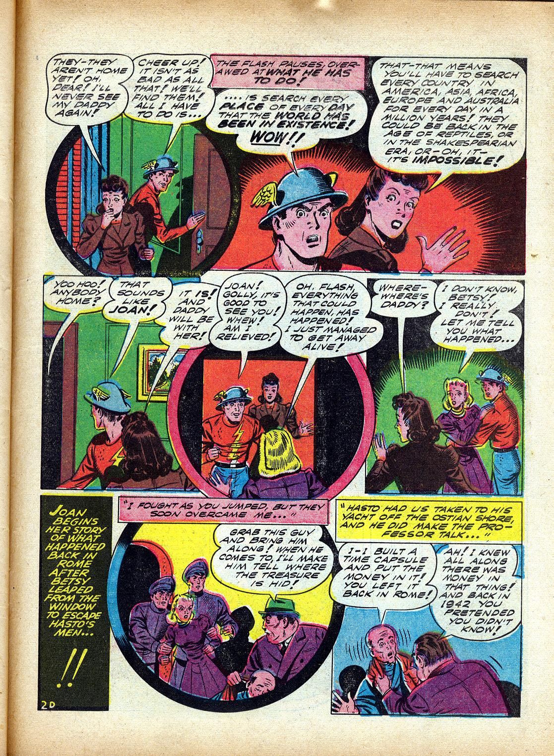 Read online All-Flash comic -  Issue #4 - 54