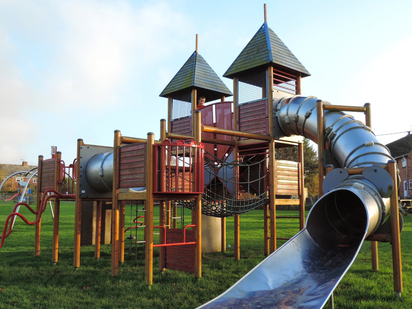 playpark tubular slide dorset county council