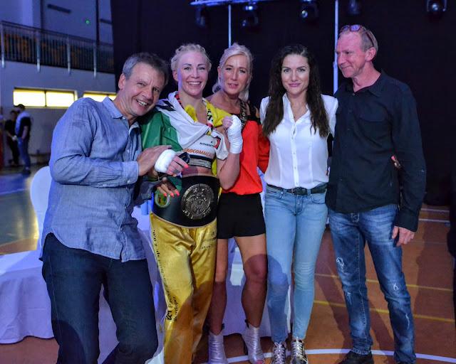 kickboxing zawodowy,sport,Emilia Czerwińska,Gala,Full Contact,Julia Radys,Mysiadło,PZKB,Pas Mistrzowski,Zielona Góra