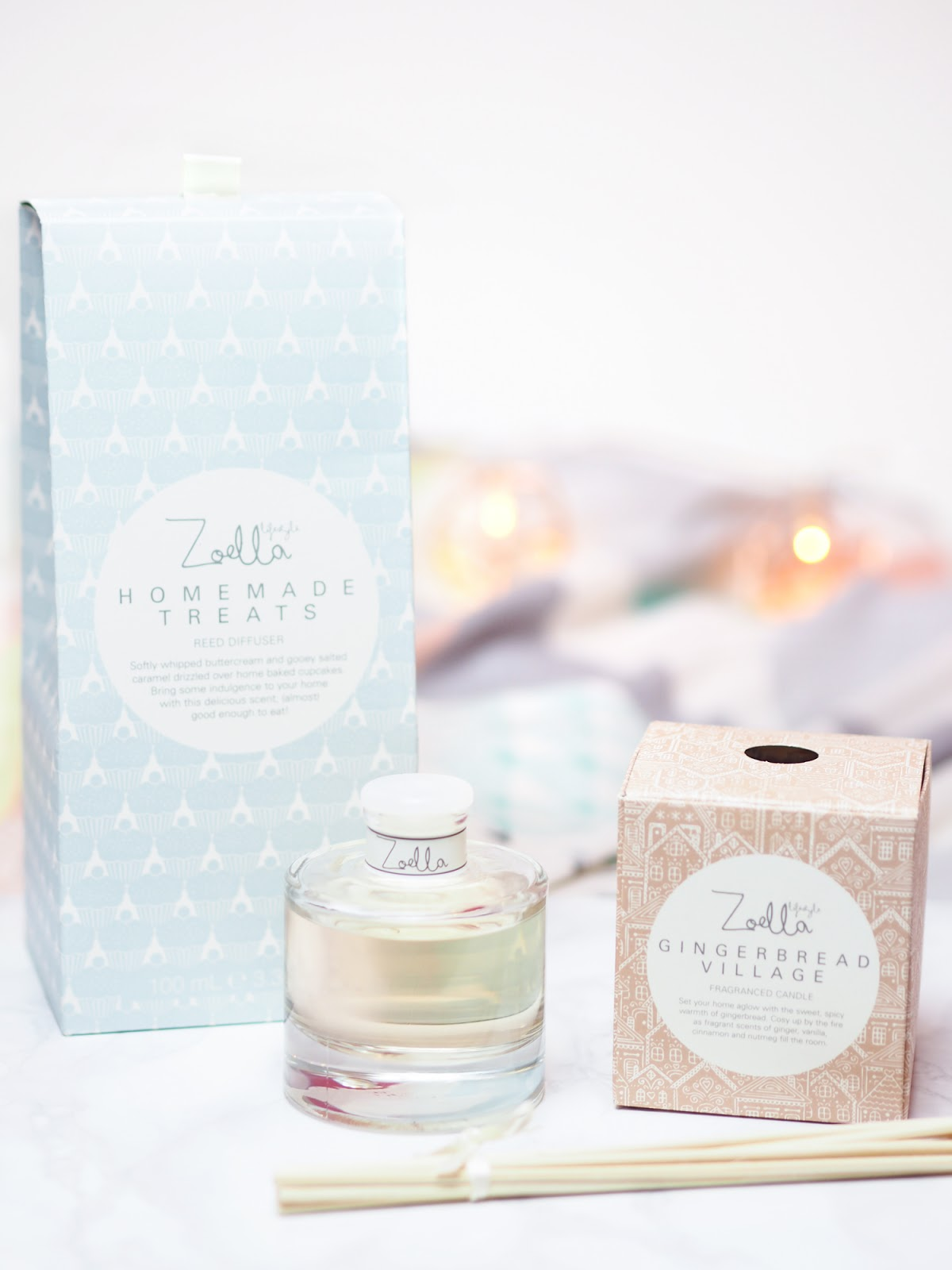 Zoella Lifestyle Homemade Treats Diffuser