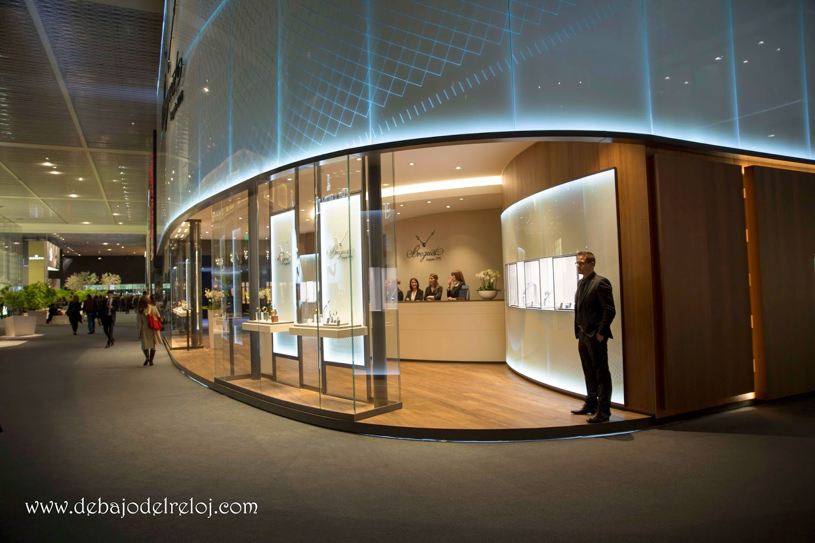 Breguet nuevos modelos y Basel 2015