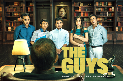 Film THE GUYS Bioskop