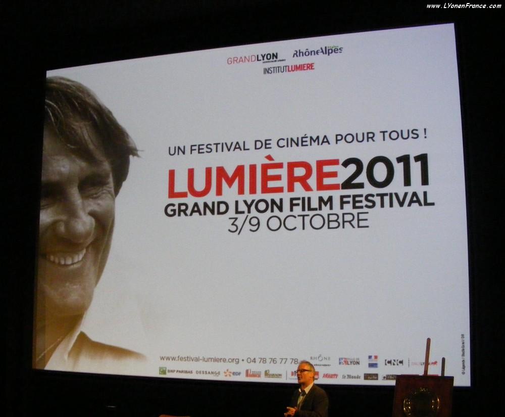affiche lumière 2011