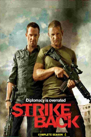 Strike Back: Project Dawn [Season 4] [2016] [DVDR] [NTSC] [Latino]
