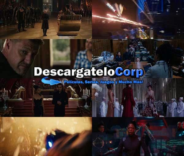 Descargar Jupiter Ascending DVDRip Latino