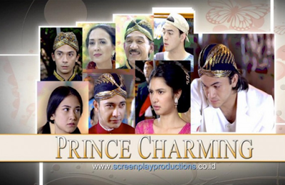 Biodata Foto Pemain Prince Charming SCTV