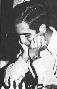El ajedrecista Salvador Armengol