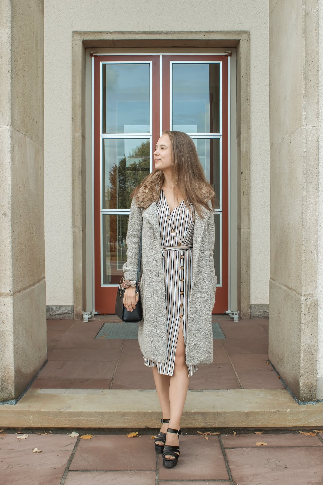 Dresses in Fall – by Boohoo*