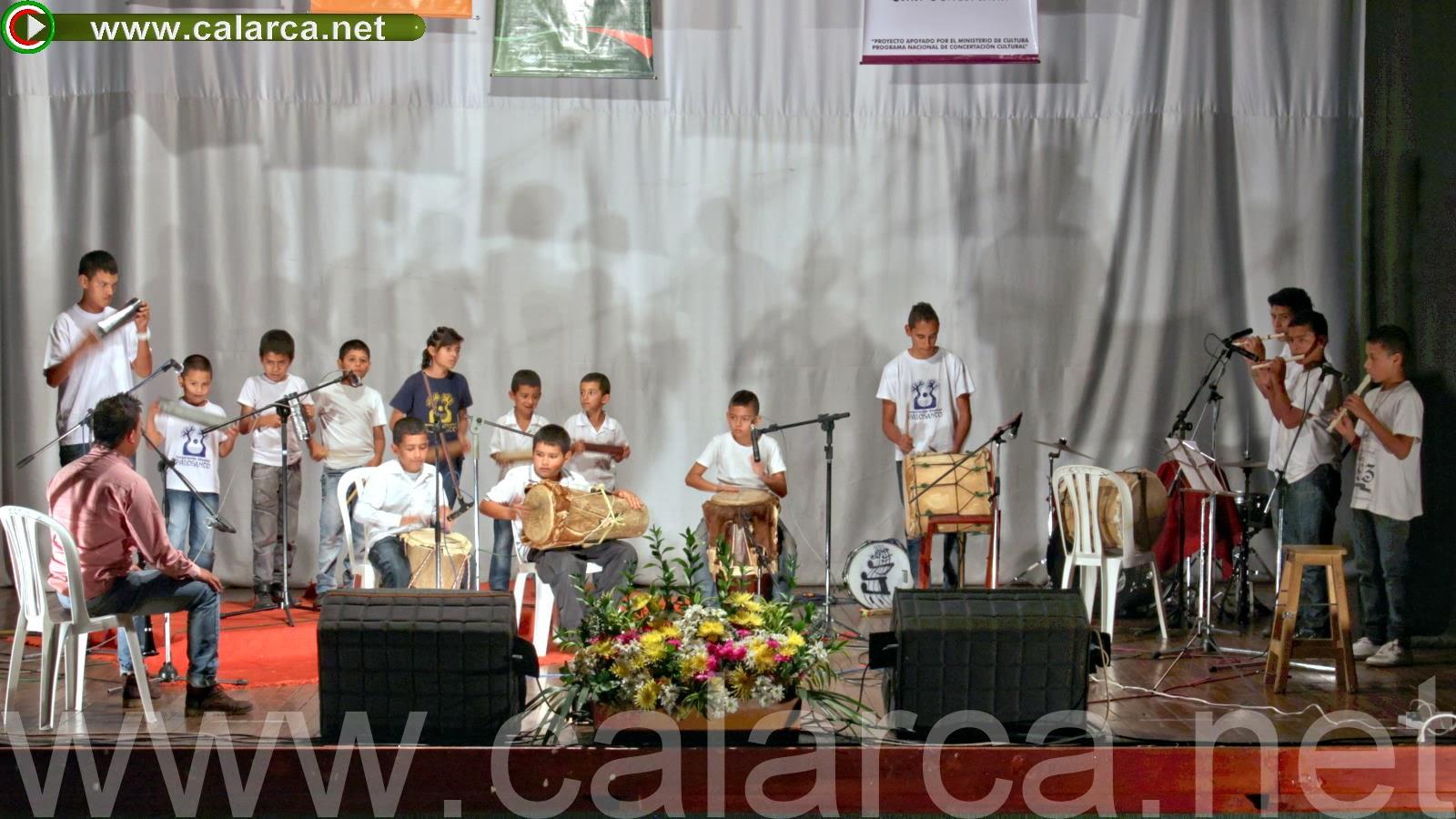 Percusión tradicional Chirimía