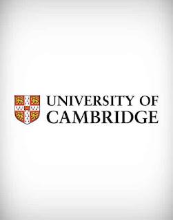 university of cambridge, university of cambridge vector logo, college, institute, education, campus, school, university