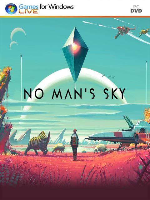 تحميل لعبة No Man's Sky مضغوطة برابط واحد مباشر + تورنت كاملة مجانا