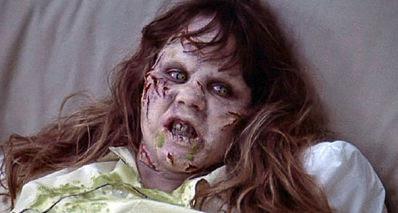 La niña de El Exorcista solo tenía una gripe