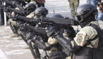 108 personel TNI Angkatan Laut Indonesia Latihan Bersama di Pakistan