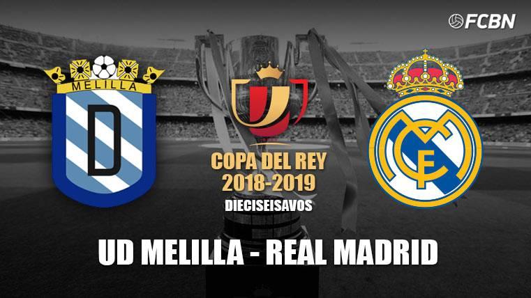 Melilla vs. Real Madrid
