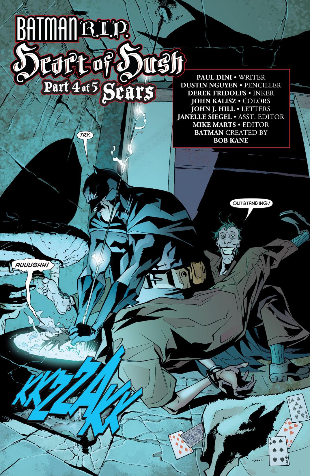 Detective Comics (1937) 849 Page 3