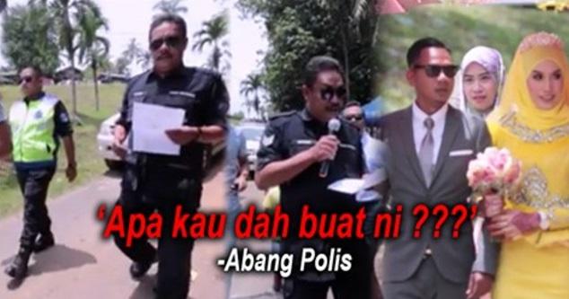 VIDEO: Pasangan Pengantin TERKEJUT Beruk Tiba² Polis Serbu Perkahwinan, Apa Terjadi Lepas Tu SANGAT MENGEJUTKAN !