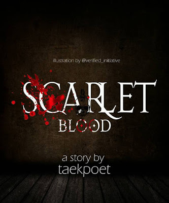 Scarlet Blood, Short Story by Mahmud Sufiyan